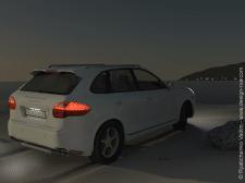 Моделирование и визуализация автомобиля