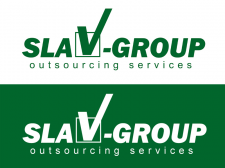 Разработка логотипа для компании Slav-group
