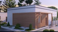 Дом минимализм