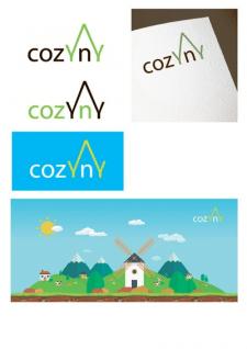 Логотип для компании Cozyny
