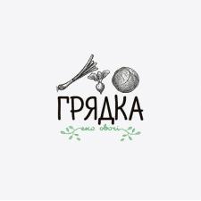 Логотип для компании, которая выращивает еко овощи