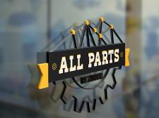Логотип AllPArts