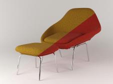 Моделинг кресла (3DsMax+Corona)