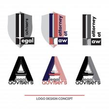 Лого для юридической компании