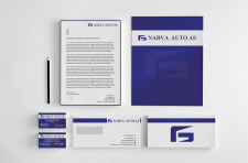 Corporate style «NARVA AUTO AS»