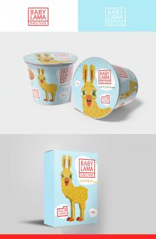 Baby Lama. Logo | Packaging