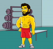 Simpson - man