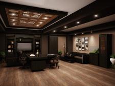 Визуализация мебельных изделий в интерьере
