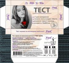 Дизайн упаковки теста