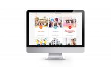 Адаптивний сайт мережі дитячих садочків