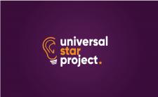 "Логотип ""Universal Star Project"""