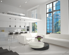 Квартира на двух уровнях