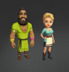 персонажи для игры