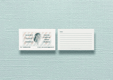 My visiting card (redesign)