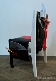 Дизайн меблів (реставрація старих стільців)
