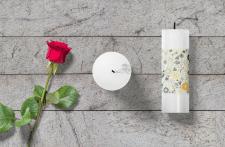 Дизайн этикетки для свечи