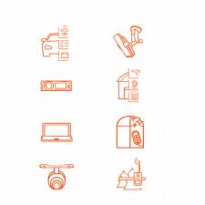 Иконки для сайта_аксессуары для авто