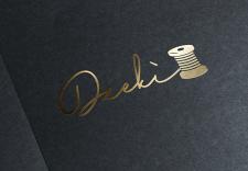 Разработка логотипа для ателье Dzeki