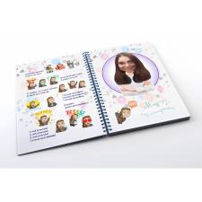 Дизайн блокнота по индивидуальной разработке