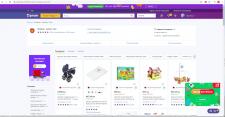 Редактирование карточек товара на платформе пром