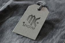 """Логотип для спортивной одежды """"MYGYM"""""""