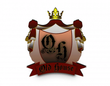 """Лого Кафе """"Old House"""""""