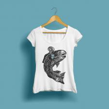 дизайн футболки Tully