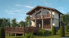 Візуалізація приватного будинку
