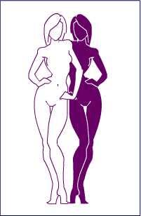 Версия логотипа салона красоты