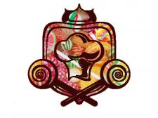 Логотип для магазинчика сладостей