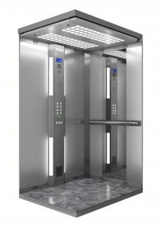3д визуализация лифта