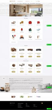 Интеграция нового дизайна на сайт