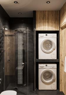 Однокімнатна квартира-студія, Київ