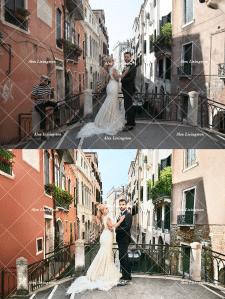 Сьемка, цветокоррекция и ретушь свадебных фото