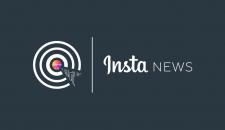 Логотип для сайта Insta новости