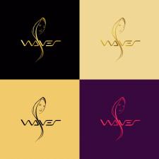 Логотип Waves