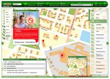 Интерактивная карта-справочник предприятий