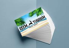 "Визитка ""Reem Tourism"""