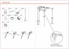 Векторная техническая иллюстрация