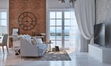 Интерьер квартиры для молодой мамы