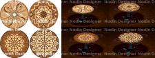Орнамент для столешницы 3Д модели