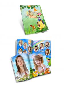 """Выпускной альбом """"Disney"""""""