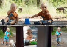 Детский фотосет