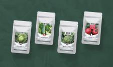 Создание дизайна упаковки для любительских семян