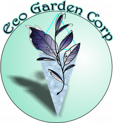 Логотип компании по продаже агроматериалов