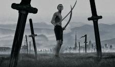 Воин с мечами
