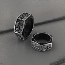 Обручальные кольца для байкеров .