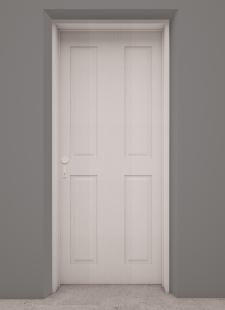Визуализация и моделирование двер