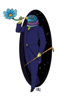 Иллюстрация/Персонаж