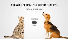 Баннер корма для животных